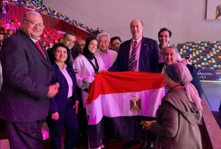 لاعبتان مصريتان تتأهلان لاولمبياد طوكيو 2020