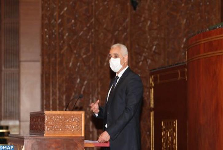 الوضعية الوبائية لفيروس كورونا في المغرب متحكم فيها إلى حدود اليوم (وزير الصحة)